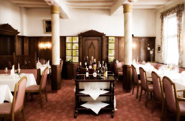 Hotel Nassau-Oranien Gaststube