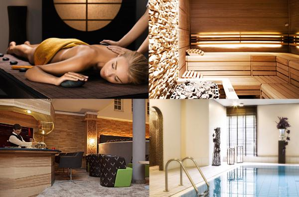 Hotel Nassau Oranien Spa, Sauna, Bar, Schwimbad